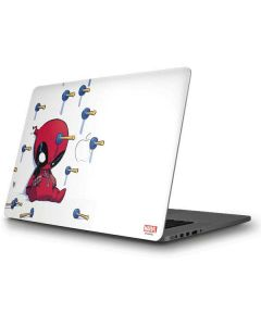 Baby Deadpool Apple MacBook Pro Skin