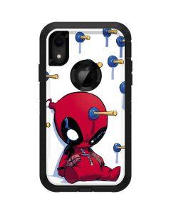 Baby Deadpool Otterbox Defender iPhone Skin