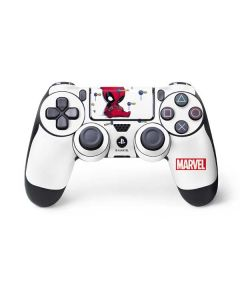 Baby Deadpool PS4 Controller Skin