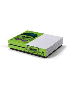 Baby Hulk Xbox One S Console Skin