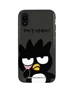 Badtz Maru Dont Stare iPhone XR Pro Case
