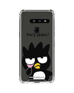 Badtz Maru Dont Stare LG G8 ThinQ Clear Case
