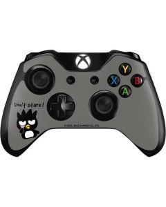 Badtz Maru Dont Stare Xbox One Controller Skin