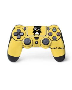 Badtz Maru Need Sleep PS4 Controller Skin