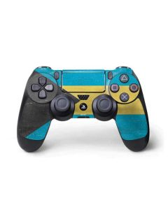 Bahamas Flag Distressed PS4 Pro/Slim Controller Skin
