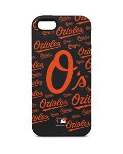 Baltimore Orioles - Cap Logo Blast iPhone 5/5s/SE Pro Case