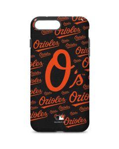 Baltimore Orioles - Cap Logo Blast iPhone 7 Plus Pro Case