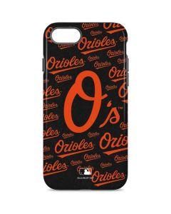 Baltimore Orioles - Cap Logo Blast iPhone 8 Pro Case