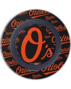 Baltimore Orioles - Cap Logo Blast Wireless Charger Skin