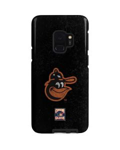 Baltimore Orioles - Cooperstown Distressed Galaxy S9 Pro Case