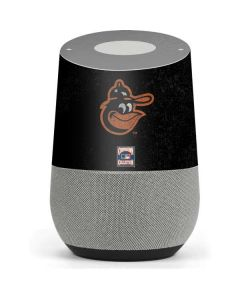 Baltimore Orioles - Cooperstown Distressed Google Home Skin