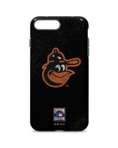 Baltimore Orioles - Cooperstown Distressed iPhone 7 Plus Pro Case