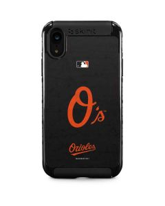 Baltimore Orioles - Solid Distressed iPhone XR Cargo Case