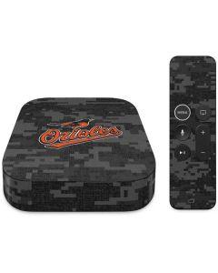 Baltimore Orioles Digi Camo Apple TV Skin