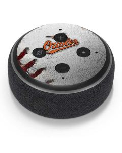 Baltimore Orioles Game Ball Amazon Echo Dot Skin