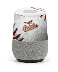 Baltimore Orioles Game Ball Google Home Skin