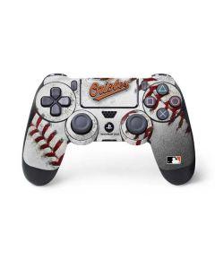 Baltimore Orioles Game Ball PS4 Controller Skin