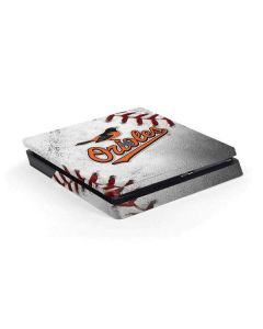Baltimore Orioles Game Ball PS4 Slim Skin