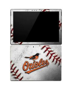 Baltimore Orioles Game Ball Surface Pro 4 Skin