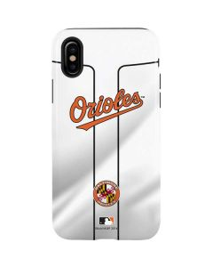 Baltimore Orioles Home Jersey iPhone XS Max Pro Case