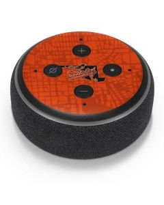Baltimore Orioles Home Turf Amazon Echo Dot Skin
