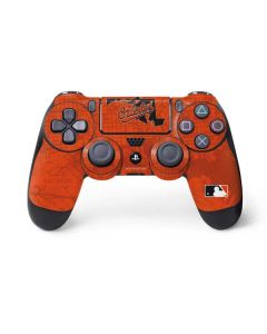 Baltimore Orioles Home Turf PS4 Controller Skin