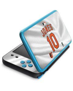 Baltimore Orioles Jones #10 2DS XL (2017) Skin