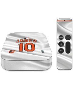 Baltimore Orioles Jones #10 Apple TV Skin
