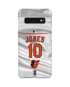 Baltimore Orioles Jones #10 Galaxy S10 Lite Case
