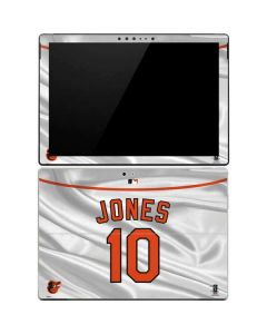 Baltimore Orioles Jones #10 Surface Pro 4 Skin