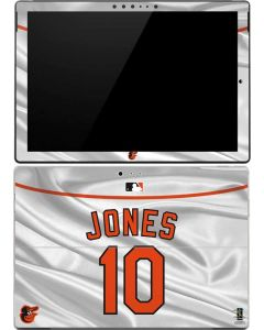 Baltimore Orioles Jones #10 Surface Pro (2017) Skin