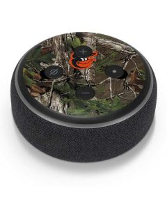 Baltimore Orioles Realtree Xtra Green Camo Amazon Echo Dot Skin