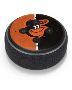 Baltimore Orioles Split Amazon Echo Dot Skin