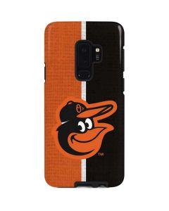 Baltimore Orioles Split Galaxy S9 Plus Pro Case