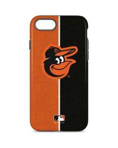 Baltimore Orioles Split iPhone 7 Pro Case