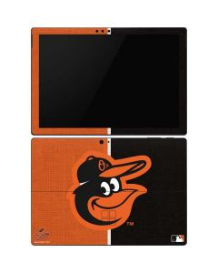 Baltimore Orioles Split Surface Pro 6 Skin