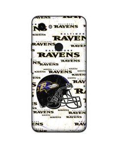 Baltimore Ravens - Blast Google Pixel 3a Skin