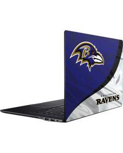 Baltimore Ravens Ativ Book 9 (15.6in 2014) Skin