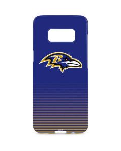Baltimore Ravens Breakaway Galaxy S8 Plus Lite Case