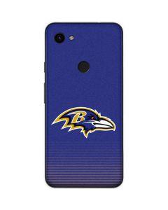 Baltimore Ravens Breakaway Google Pixel 3a Skin
