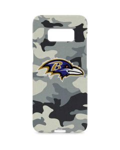 Baltimore Ravens Camo Galaxy S8 Plus Lite Case