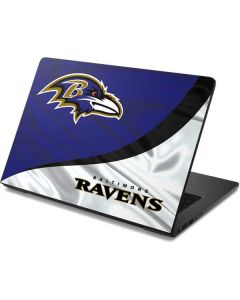 Baltimore Ravens Dell Chromebook Skin