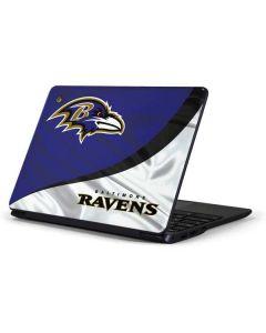 Baltimore Ravens Samsung Chromebook Skin