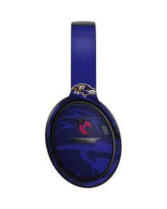 Baltimore Ravens Double Vision Bose QuietComfort 35 Headphones Skin