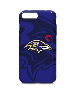 Baltimore Ravens Double Vision iPhone 8 Plus Pro Case