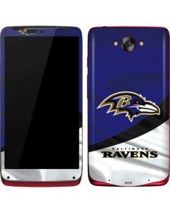 Baltimore Ravens Motorola Droid Skin