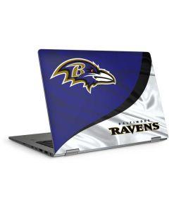 Baltimore Ravens HP Elitebook Skin