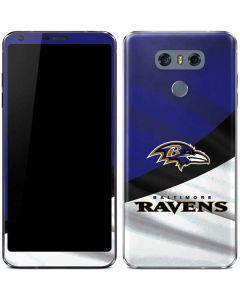 Baltimore Ravens LG G6 Skin
