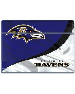 Baltimore Ravens Galaxy Book Keyboard Folio 10.6in Skin
