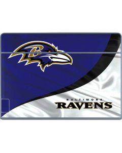 Baltimore Ravens Galaxy Book Keyboard Folio 12in Skin